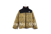 Leopard grain quilts down jacket original single coat