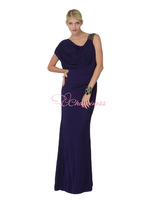 Long mermaid prom dresses 2013 new arrival