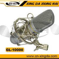 wholesale  large diaphragm studio condenser microphone professional