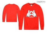 men's fashion calieuv T shirt long sleeve men sports o neck tshirt casual 100% cotton long shirts free shipping