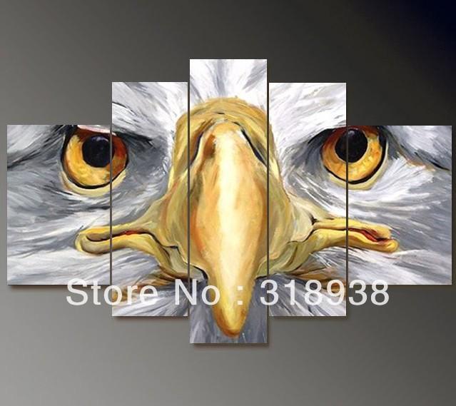 Venta al por mayor pintura al óleo águila-Compre pintura al óleo ...