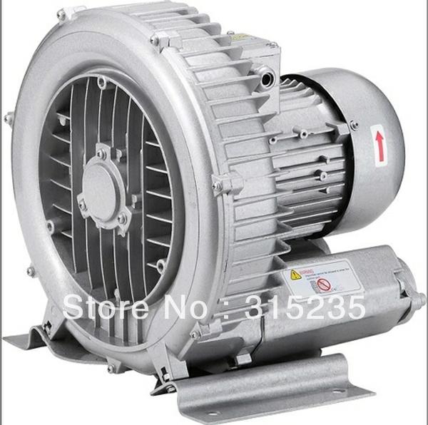 550W Single-stage vacuum pump small power air pump industrial dry pump air blower(China (Mainland))
