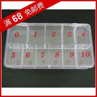 5pcs/lot 500 sclerite super large box 11 accessories storage box
