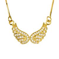 925 Sterling silver necklaces & pendants1 piece dropship women's necklace flower GNX0210