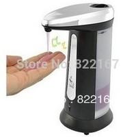 Touchless Automatic Sensor Infrared Handfree Soap Sanitizer Dispenser Bathroom