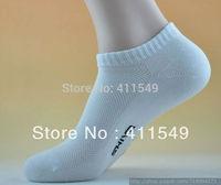 Free shipping 20pcs=10 pairs=1 lot men's sport socks,short socks,summer socks factory direct solid color cotton socks mesh MD.01