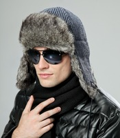 male ear protector cap northeast cap thickening winter cold-proof fashion warm hat