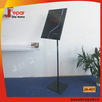 display stand display rack sign holder