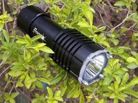Free shipping 1PC SolarStorm D00 Diving 100m 2000 lumens CREE XM-L U2 LED Flashlight Torch Waterproof Lamp Light