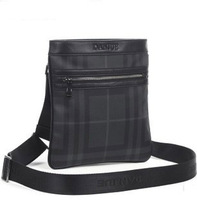 Messenger bag mens Brief summer thin male shoulder bag male bags messenger bag d20101-6