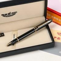 Fountain pen hero 1179 black gold lea roewe clip 10k fountain pens fountain pens