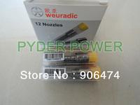 DLLA155P137 Weuradic fuel injector nozzle F019121292 DLLA155P137 M