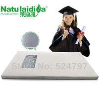 Free Shipping ! Bedclothes Well Packaging Laidiya Imported Bamboo Natural Latex Anti-Bacteria Students Bed Mattress 241-0002