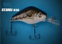 Hot fishing lures fishing bait minnow bass lure fishing tackle 10pcs/lots Free Shipping