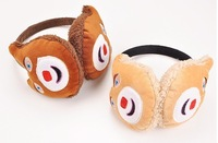 Ear Warmers Earmuffs Best Design with Bear Style Ear Warmer Protecter for Christmas Gift Free Shipping