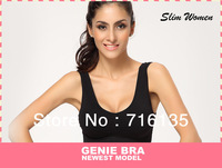 Seamless Genie Bra The Comfortable and Functional Fashion Yoga Bra 600pcs Free shipping