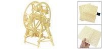 Ferris Wheel Design Wood Model Puzzle Toy Woodcraft Construction Kit