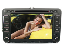 Skoda Superb Car DVD Player GPS Navigation Touch Screen Bluetooth USB SD Card IPOD - 2 din in dash Car DVD GPS