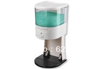 Liquid Sensor Soap Dispenser Automatic Foam Soap Dispenser Soap Box T121B 120*120*270MM Plastic White With A Bottom Tray 600ML