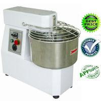 LFM10 PERFORNI fixed type single phase&single speed 0.375kw spiral dough mixer for sale