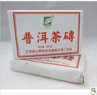 250g Chinese puerh,health care 2006year  Pu'erh Pu er Raw tea, weight lose pu erh decompress pu'er brick Puer tea