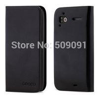 1pcs/lot Crocodile pattern Flip Leather Case For HTC G18 sensation XE Z715E G14 Z710E Hard Back Cover with red,black