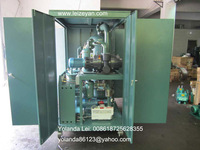 Transformer Oil Purification Systems, Oil Reclamation Plant for Old Insulation Oil Recycling