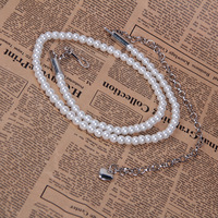 2013 Womens Fashion Belt Chain Belts Pearl Waist band Accessories Dress New Hot