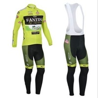 Anyone to match! New! 2013 Fantini Team  Cycling Jersey / Cycling Clothing / Long (Bib) Pants / Set-C13026