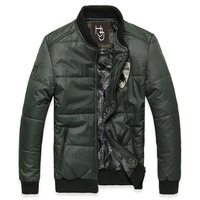 Men's clothing wholesale winter warm cotton-padded jacket winter jacket coat fashion coats for men winter 2013 MANZ039