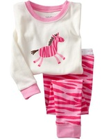 New Brand Kids Pajamas  boys pyjamas Girls Pajamas Baby pajamas children Pajamas set   Retail 2T-7T