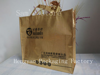 coated pp non woven bag,customize eco-friendly bag suit cover quilt set shopping bag gift bag