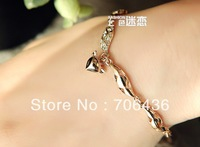 Special wholesale small fox bracelet female Korean retro fashion jewelry gift 10pcs/lots