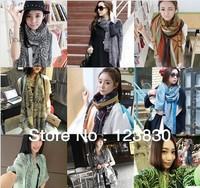 2013 high quality Long Voile Tribal Aztec Scarf  Shawl scarf Vintage Scarves Shawl Chiffon free veil shipping