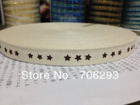 "Free shipping Wholesale 5/8""(16mmx50m) Zakka Handmade the 100% cotton lace ribbon cartoon ribbons"