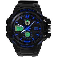 Fashion Multi-sport Climbing Waterproof Shock Resistant Electronic Watch Men's Sports Luminous Digital Watch Father's Day Gift