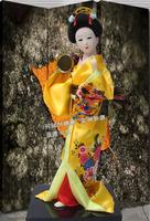 Japanese style doll geisha 3003