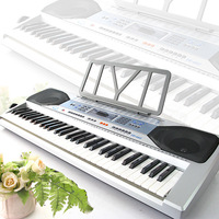 Electronic Organ Yongmei 668 Visual Multifunctional 61 Key Electronic Piano Free shipping