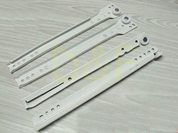 16'' Furniture Hardware Drawer Slider Track New(China (Mainland))