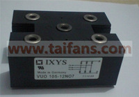 IXYS Rectifier Brigde Power Module VUO105-12NO7