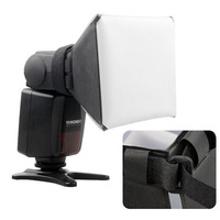 Free Shipping + Tracking Number Pixco Flash Diffuser Softbox Diffuser light For Canon Nikon Pentax Olympus Sony