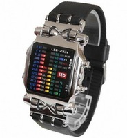 Hot Sale Led Watch Fashion Male Wristwatch OE-004 Free Shipping