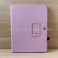DHL free shipping Wholesale price leather case for Samsung galaxy Tab3 10.1inch P5200