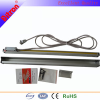 5v resolution 5um 801mm-1000mm ttl linear encoders/linear sensor/ linear glass scales/optical ruler