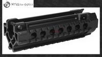 Vector Optics Tactical MP5 H&K 3-Rails One-piece Handguard Picatinny Rail Mount System