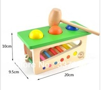 Sound knock tables / banging toys / children toys / educational toys / Free shipping