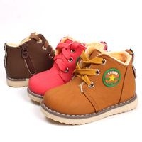 2013 new children's children infant baby shoes men thick cotton-padded shoes winter warm shoes