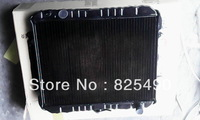 The radiator  for QingLing pickup isuzu truck tank