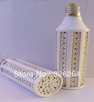 Free shipping LED Corn lights 3528 SMD 15w 270pcs E27 base 220V / led corn lighting E27