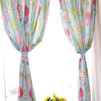 Quality curtain fabric shading cloth european curtains